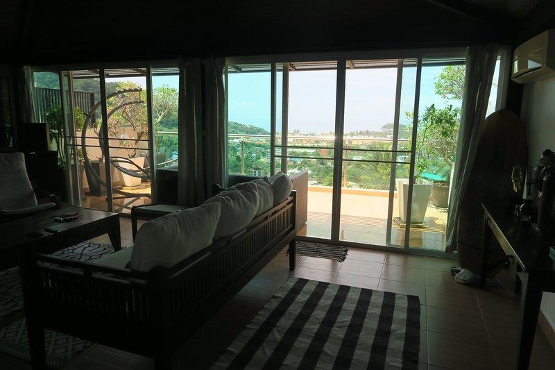 4 Bedrooms Kata See view, vacation rental in Ban Kata