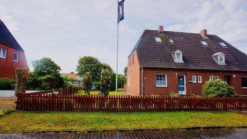 Ferienhaus Oosterhus - Dein Haus auf Langeoog, holiday rental in Langeoog