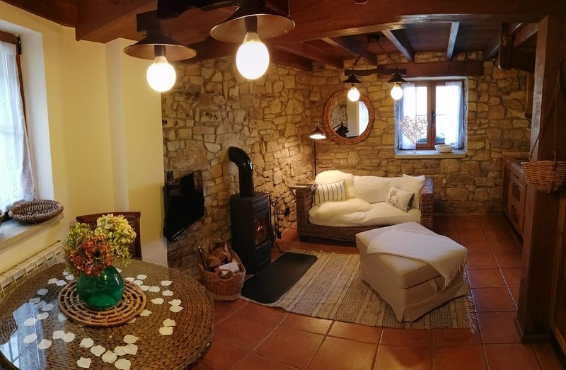 La Casita de Luces, location de vacances à Colunga
