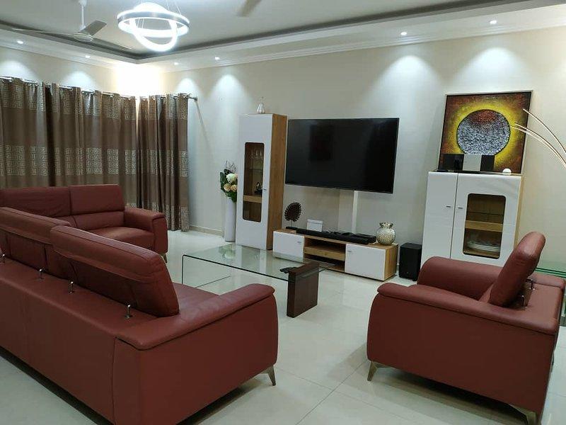 Deluxe Residence Ouaga 2000, location de vacances à Ouagadougou