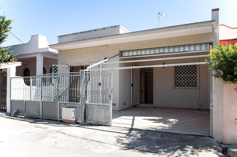 Casa spiaggia Torre Lapillo 3 camere 2 bagni m234, location de vacances à Torre Lapillo
