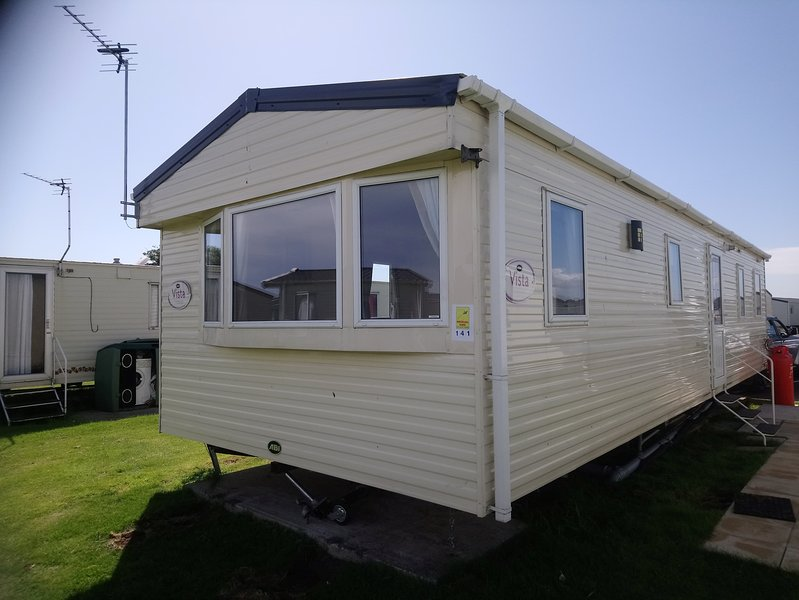 Winchelsea sands holiday park - Pebbles, vacation rental in Icklesham