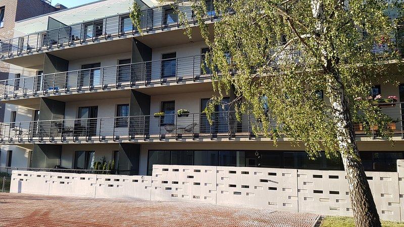 Klaipeda Old Town Apartment Easy Stay, location de vacances à Klaipeda