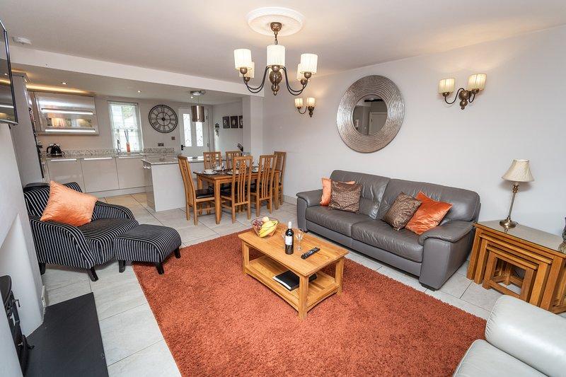 Bridge House Apartment 1, alquiler de vacaciones en Keswick