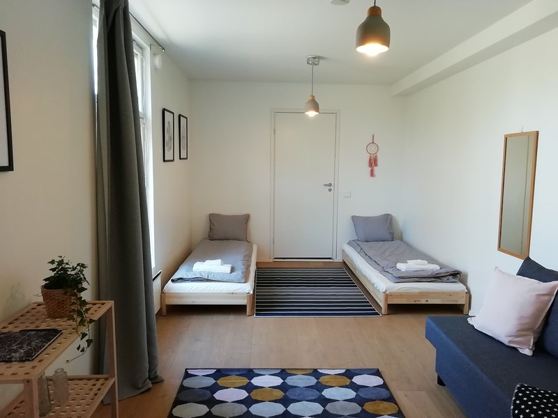 Studio perfect for airport, concert or conference, holiday rental in Kauniainen