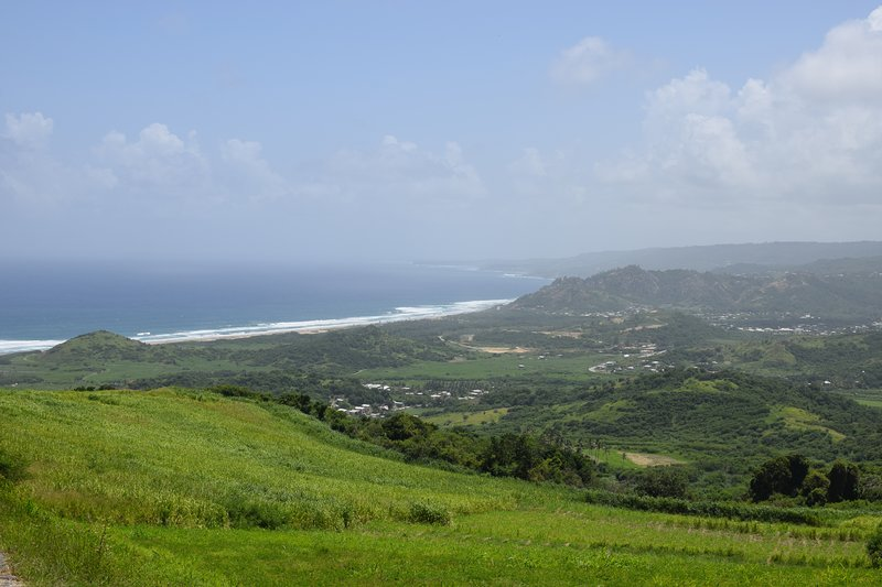 Cherry Tree Hill - St. Andrew  15-20 mins by car.