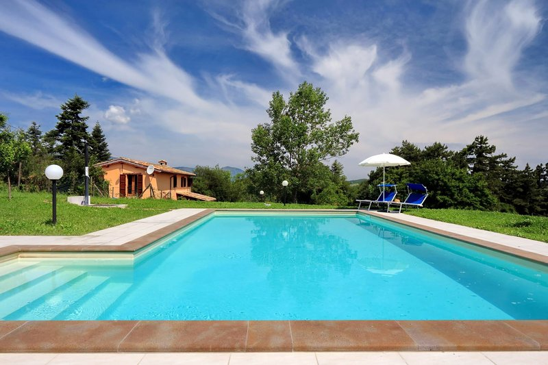 Villa Anna, vacation rental in Fiastra