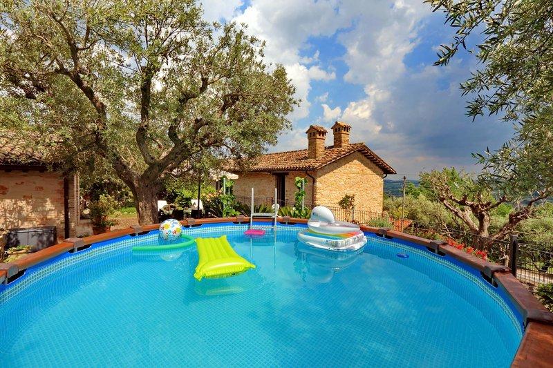 Casale della Serra, location de vacances à Matelica