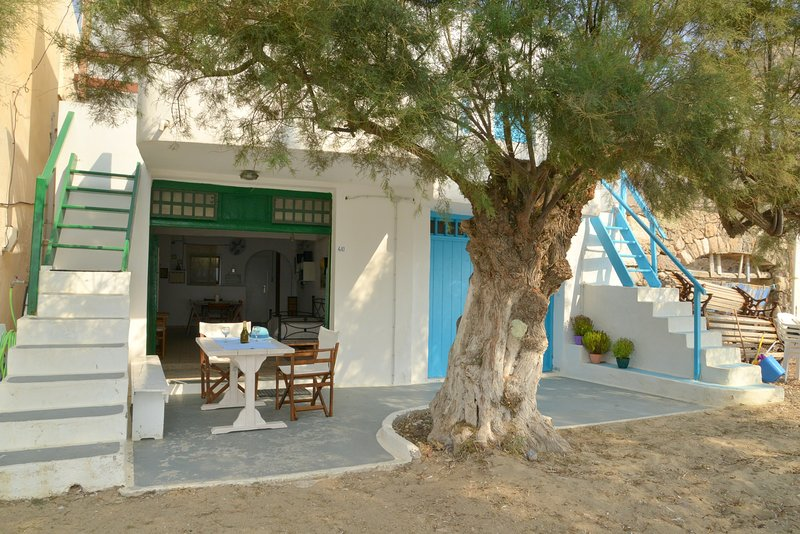 Milos Apartments Kardapis Ground floor, casa vacanza a Milos