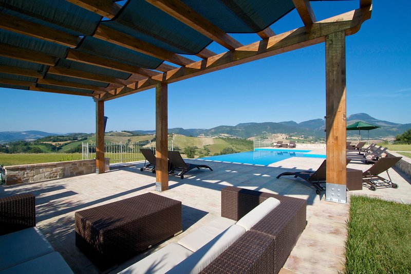 Villa Jillie, holiday rental in Cingoli