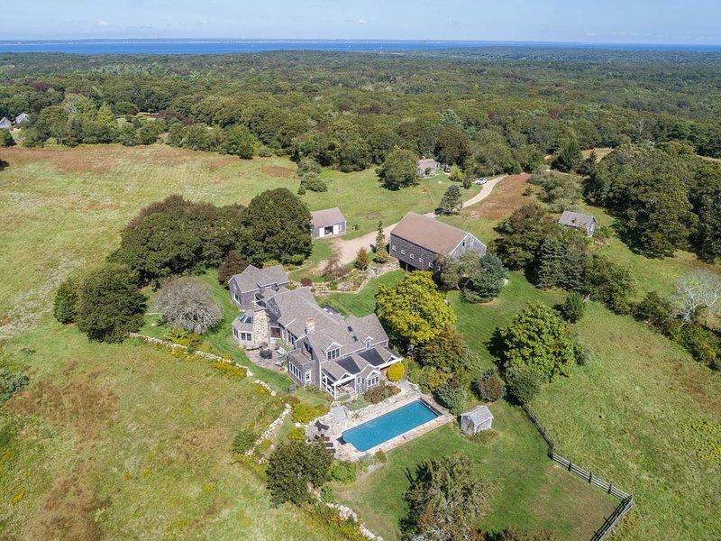 Aerial Photo of Estate