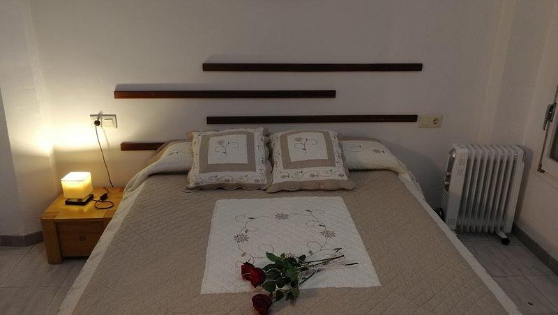 Casa Quetzal Turismo Rural en Tortosa, Terres de l'Ebre, casa vacanza a Terra Alta