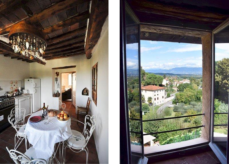 Casina dell'Alloro, vacation rental in Colle di Compito