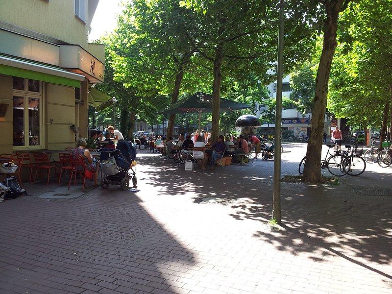 Grands restaurants au coin de la rue
