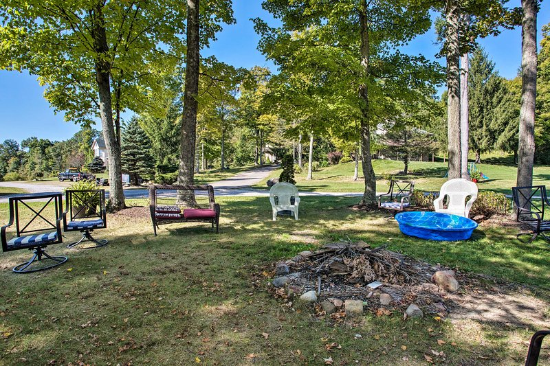 You'll have access to the Spruce Hill Inn & Cottage amenities.