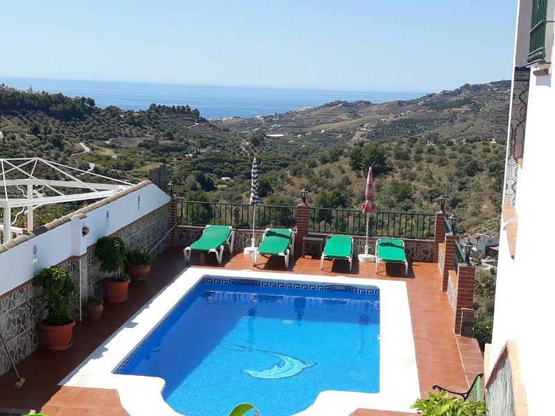 Casa Conchi, alquiler de vacaciones en Frigiliana
