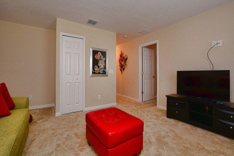 Muebles, pisos, piso, pantalla, sala