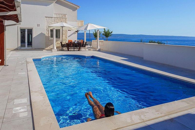 Villa The White Villa, alquiler de vacaciones en Jesenice