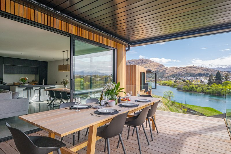 Luxury at the Lake's Edge, location de vacances à Queenstown