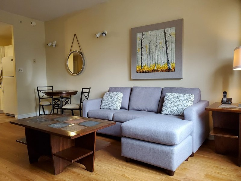 Prime Downtown Location - 1 Bedroom Suite with Free Parking, holiday rental in Halifax Regional Municipality