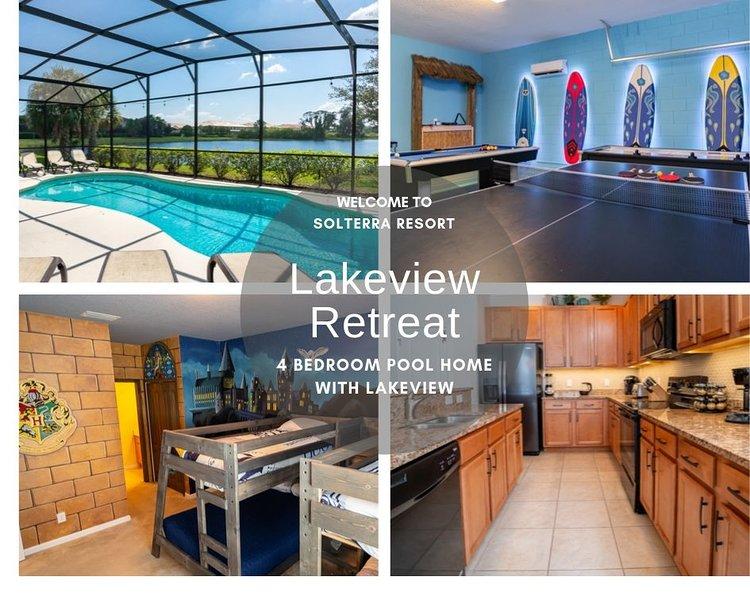 Lakeview Retreat te da la bienvenida!