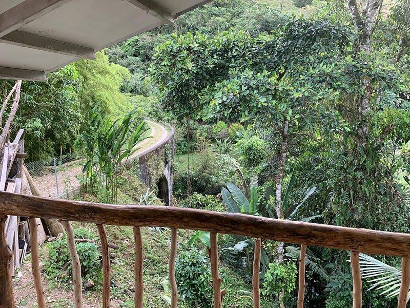 Cabaña Tranquilandia, holiday rental in Hojas Anchas
