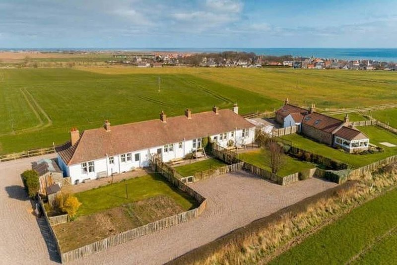 Sypsies Cottage, holiday rental in Crail
