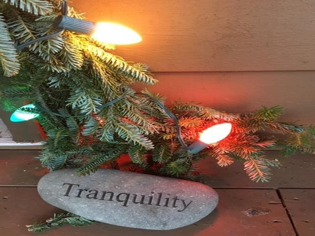 Joyeux Noël de Tranquillité!
