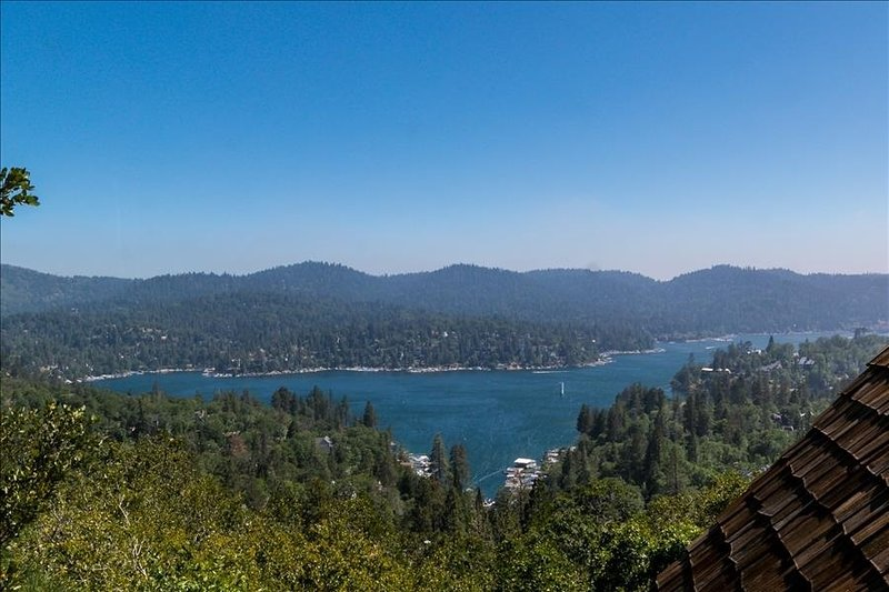 AMAZING LAKE VIEW, vacation rental in Lake Arrowhead