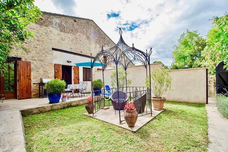 Cottage Vine - Jardin Privé