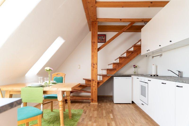 Apartmentwohnung 4 im Haus Ebner, vacation rental in Oberhaag