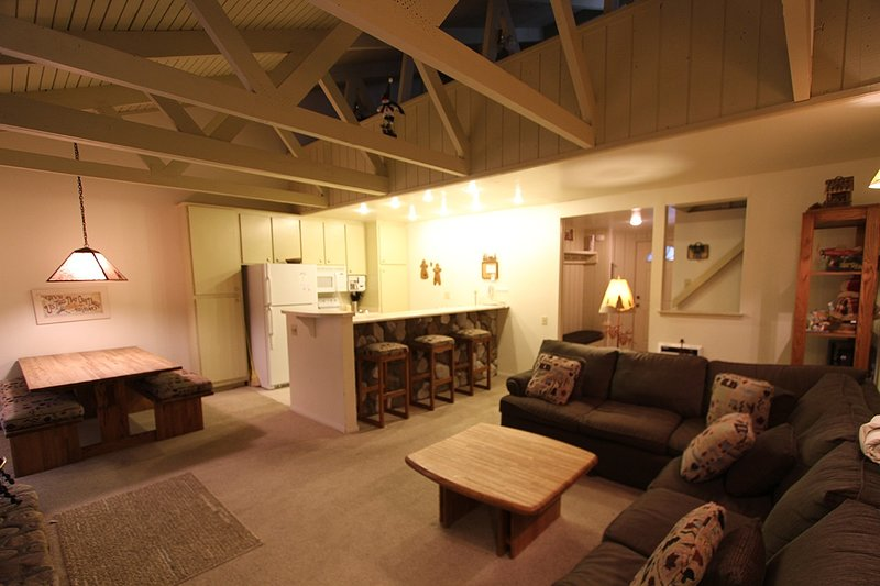 Muebles, sofá, sala, sala de estar, interior