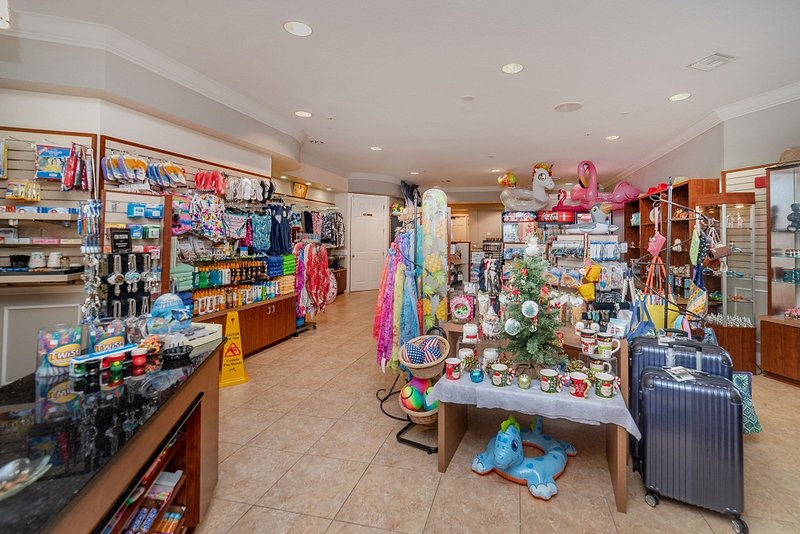 Vista Cay Resort On-site Store