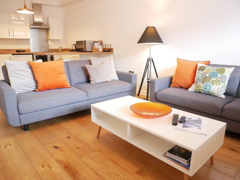 Nordic 3 Bedroom Apartment in Lake District, casa vacanza a Bardsea