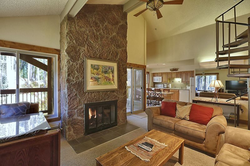 SkiWatch 437, holiday rental in Breckenridge