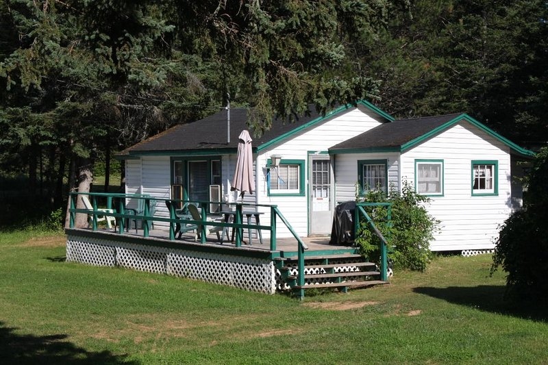 Delmar Cottage 6, holiday rental in Brackley Beach