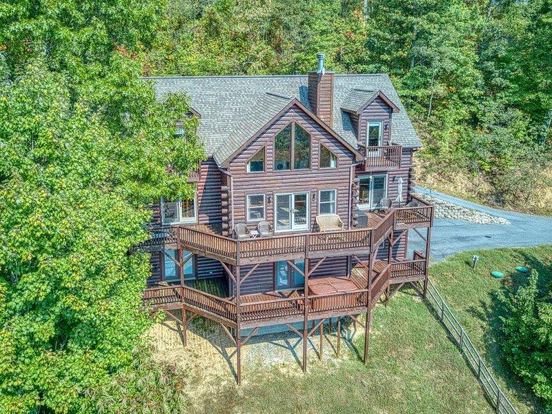 Appalachian View, Ferienwohnung in Waynesville
