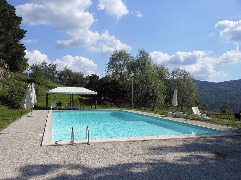 Luxurious Farmhouse in Rufina with Private Pool, location de vacances à Rufina