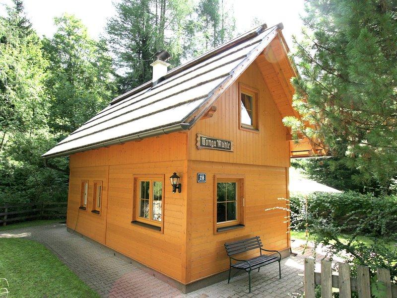 Cozy Holiday Home in Carinthia near Ski Area, casa vacanza a Kleinkirchheim