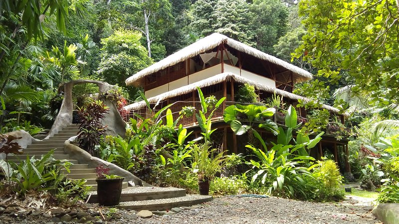 Casa Vida Verde, alquiler vacacional en Cabo Matapalo