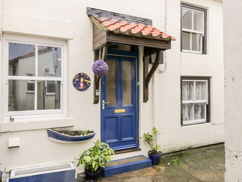 The Nook, Staithes, vacation rental in Staithes