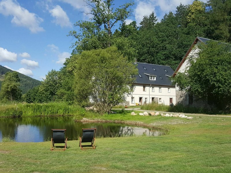 Wonderful Authentic Polish Country House in quiet region, holiday rental in Karpacz