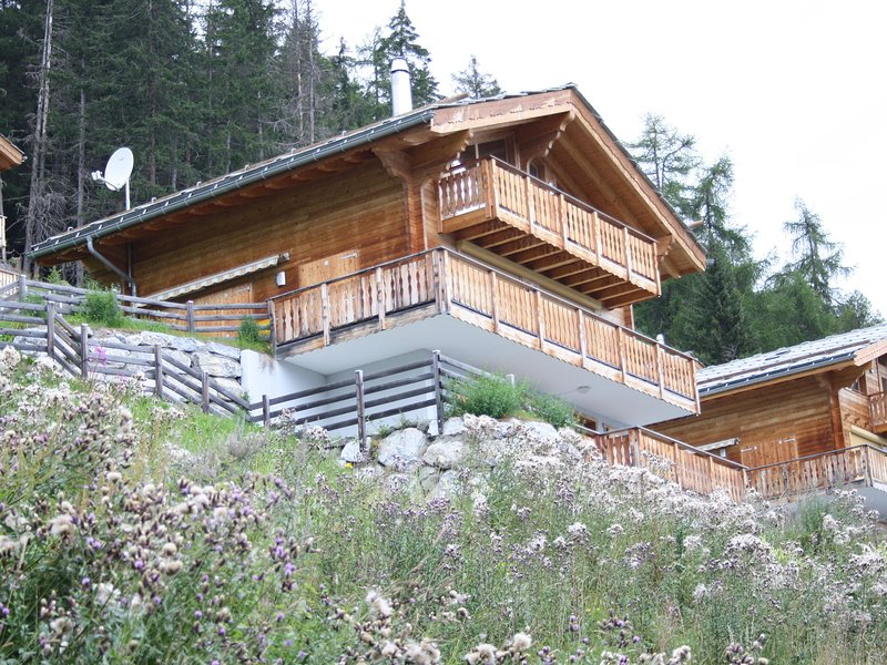 A very comfortable chalet with Jacuzzi Chalet in Thyon / Les Collons