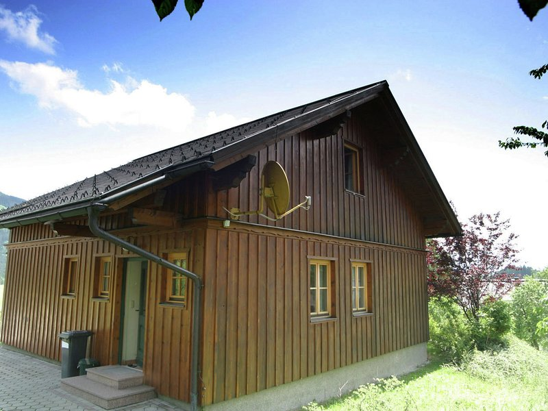Spacious Holiday Home in Tauplitz Styria with Terrace, vacation rental in Stainach