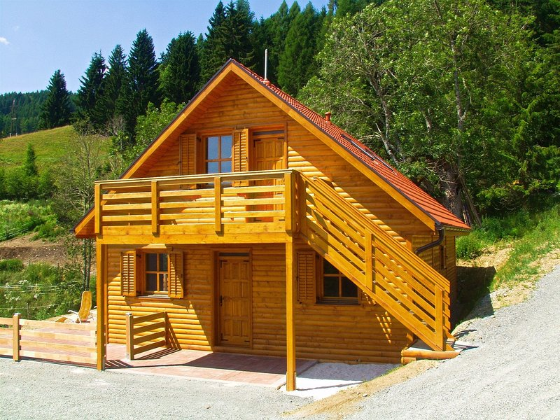 Lovely Apartment in Liebenfels Carinthia near Ski Area, casa vacanza a Agsdorf