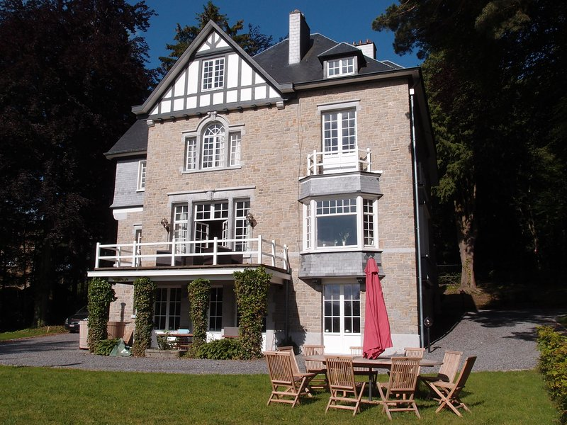 A luxurious and charming country house just waiting to be discovered., holiday rental in Sart-lez-Spa