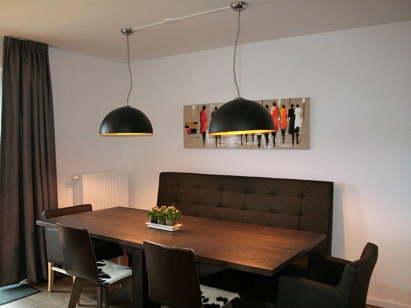Modern, cozy apartment on the edge of Winterberg, holiday rental in Elkeringhausen