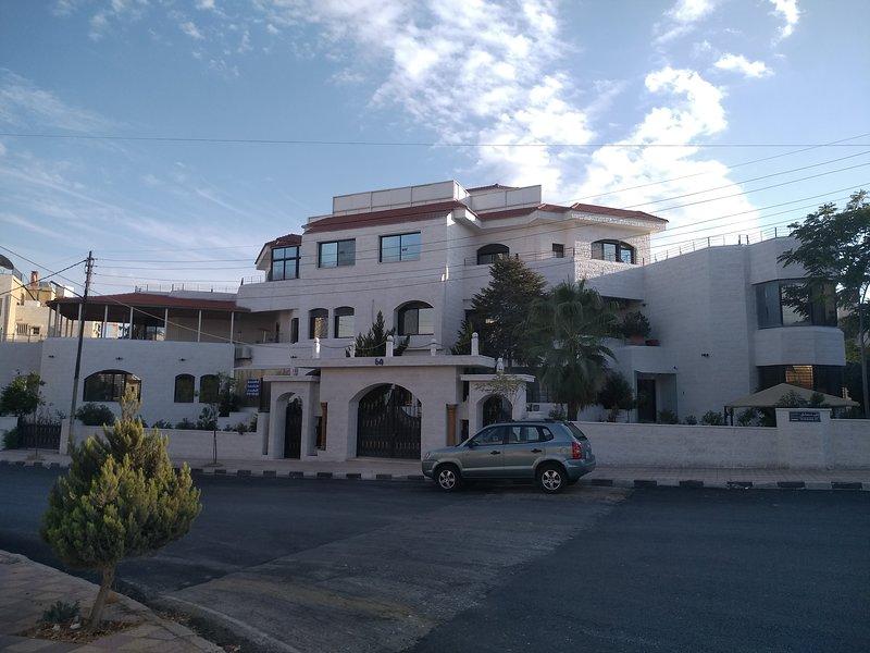 Private apartment in private villa