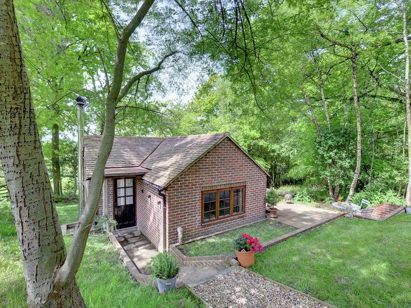 Calm Holiday Home in Hartfield Kent amidst Ashdown forest, holiday rental in Ardingly