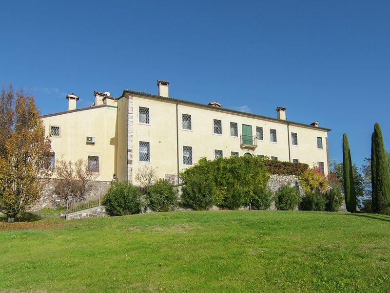 Beautiful Mansion In Montebello Vicentino With Garden, location de vacances à Lonigo